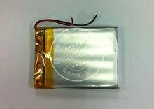 3.7 В литий-полимерная батарея 803043 083043 MP4 Bluetooth небольшой звуковой 1300 мАч