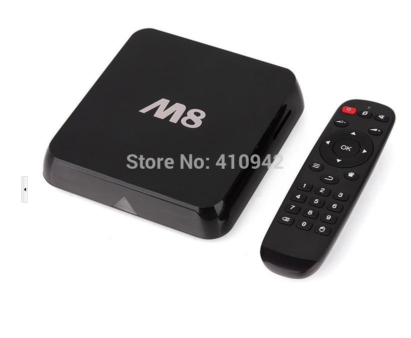 Amlogic m8 S812 Google TV Box Android 4.4 ARM Cortex A9 WiFi FHD 4K HDMI Internet TV Box 2G ram amlogic s812 4K IPTV H265(China (Mainland))