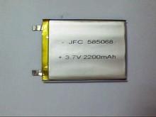 Для мобильных устройств аккумулятор 585068, литий-полимерные батареи