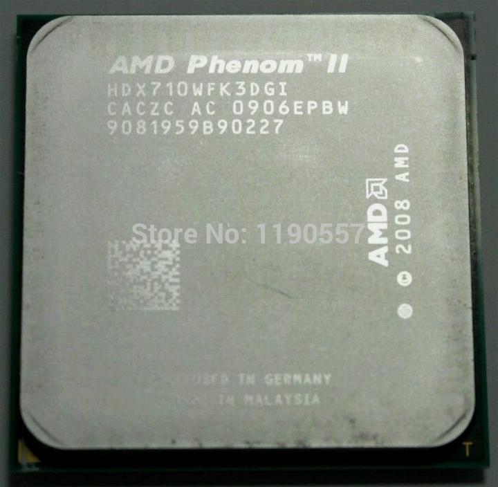 Процессор для ПК AMD Phenom II X 3 710 Phenom II X3 710 процессор amd athlon ii x4 845 fm2