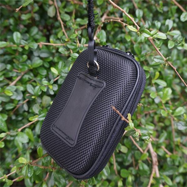 Black Small Bag Camera Bag Case Cover for Digital Camera Sony Nikon Olympus Free Shipping(China (Mainland))