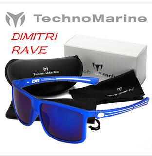 Top Technomarine DIMITRI RAVE 1:1 Sunglasses Men Cycling Outdoors Sports Sunglasses PC UV400 Goggle Sunglasses Eyewear with box(China (Mainland))