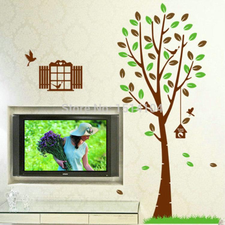 affreschi murali finestre finte : soggiorno adesivi murali adesivi murali sfondo scenico finte finestre ...