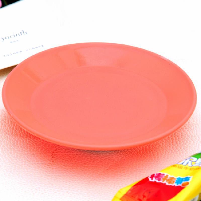Bandeja decorativa servindo bandeja tigela de frutas pequeno apartamento prato pastelaria lanche vermelho frutas ferramentas placa de cozinha(China (Mainland))