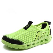 Verano del Slip On zapatos de los niños zapatos transpirables zapatillas de deporte ligero niñas niños deporte zapatillas para caminar casuales zapatillas de deporte 2015(China (Mainland))