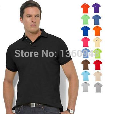 Original Small Horse Logo, Classic Fashion Men Polo Brand Jerseys Shirt, High Quality Men Sport Short Fit Stylish Tops, XXXL(China (Mainland))
