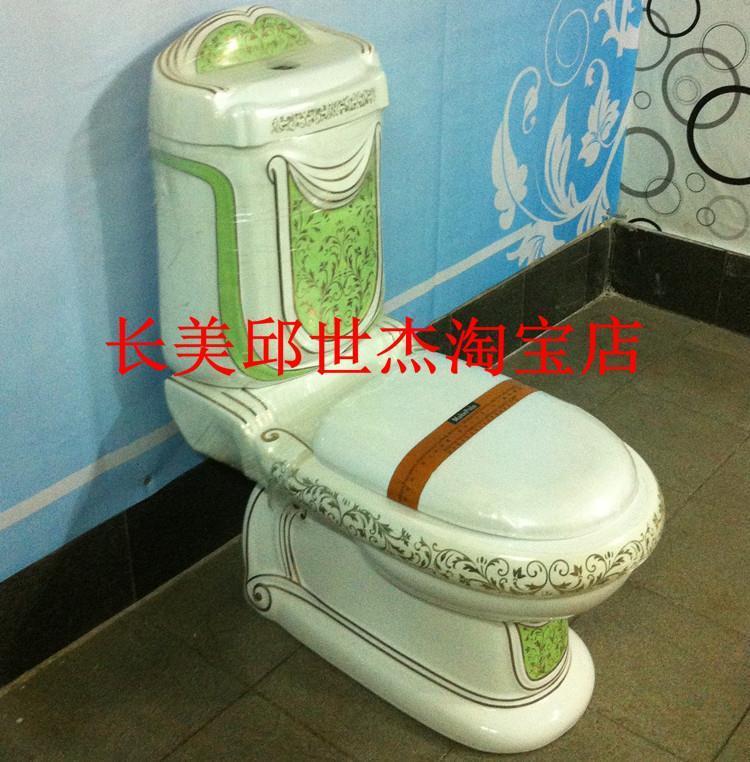 Online kopen wholesale groene kleur toilet uit china groene kleur toilet groothandel - Kleur muur wc ...