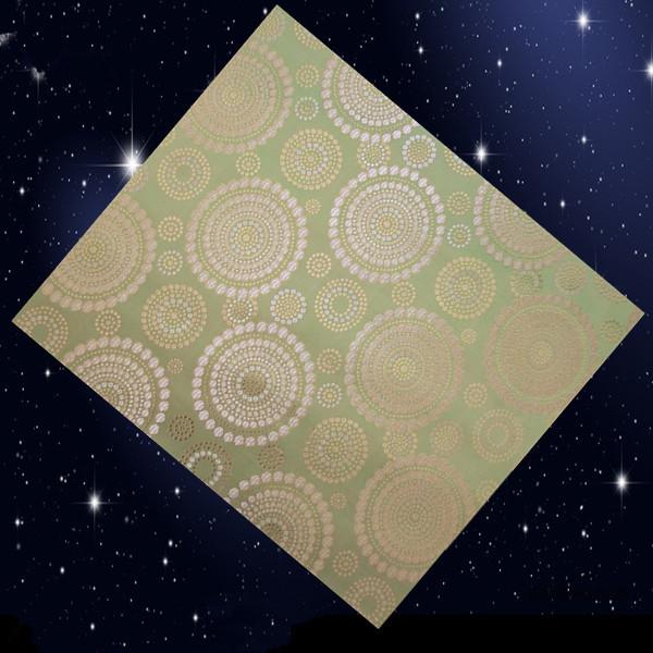 PST2-13 Lemon Green New Design Embroidery Swiss Sego Headtie Wholesale Ladies Bandana Floral(China (Mainland))