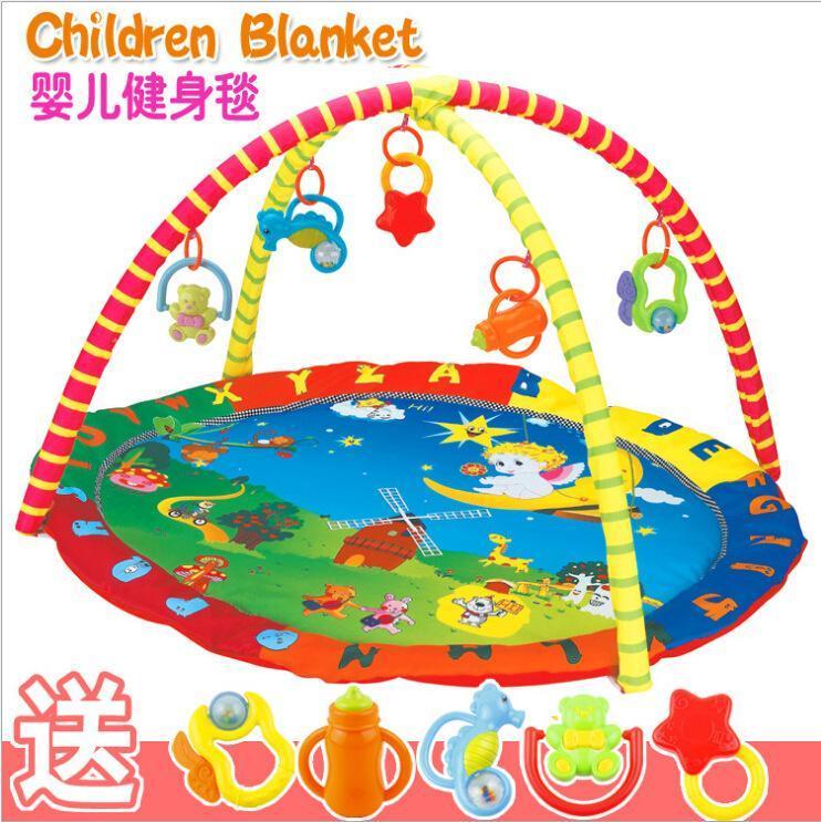 Babyspielzeug baby krabbeln pad baby gym teppich Spiel