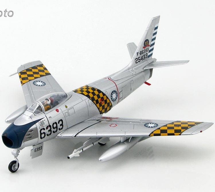 1:72 US F-86 F86 Fighter aircraft model China Taiwan Air Force HA4350(China (Mainland))