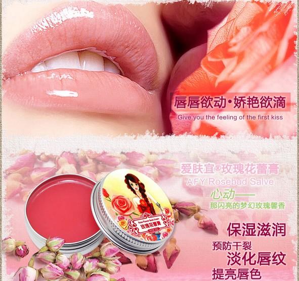 2015 New Arrival Beauty Rosebud Genuine Lip Enhancer Lip Plumper Lip Plumper Enhancer Lip Smacker makeup wholesale(China (Mainland))