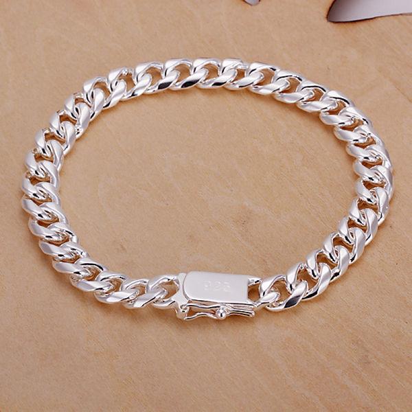 Браслет с брелоками Mawson jewelry 925 /8 LKH227 LKNSPCH227 браслет цепь magic jewelry 925 oem