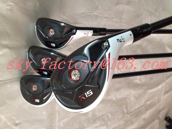 клюшка для гольфа 2015 R15 17 /19 /21 /24 GRiphite R Flex 2 R15 Utility Rescue Wood клюшка для гольфа nike vapor pro 2015