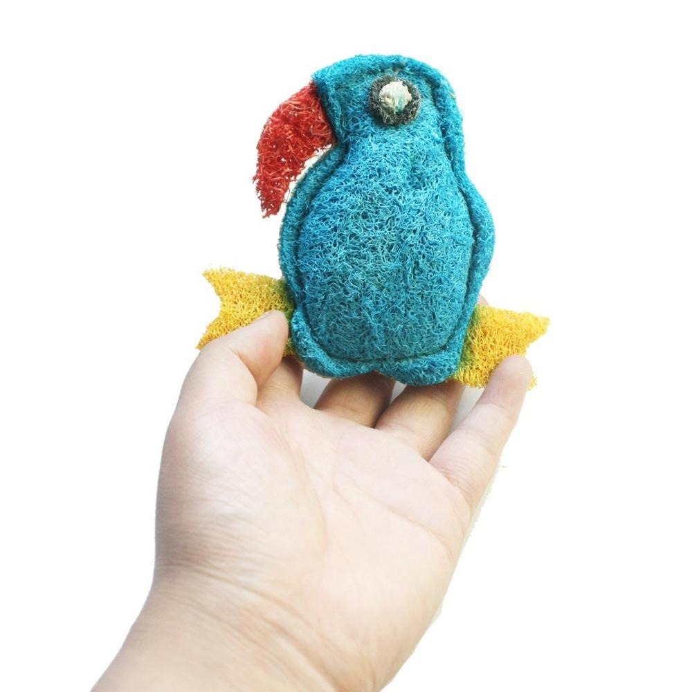 Manufacturers loofah pet toys pet parrot toys / dog / cat / bird(China (Mainland))