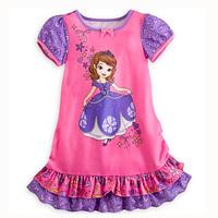 little girls dress infant princess dress toddler girl clothing kids clothes children dress robe bebe fille Babykleding ropa nina