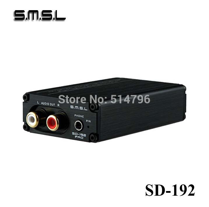 Аудио усилитель S.M.S.L SMSL sd/192 PRO 24 /192 SD-192 PRO усилитель smsl ad13 black