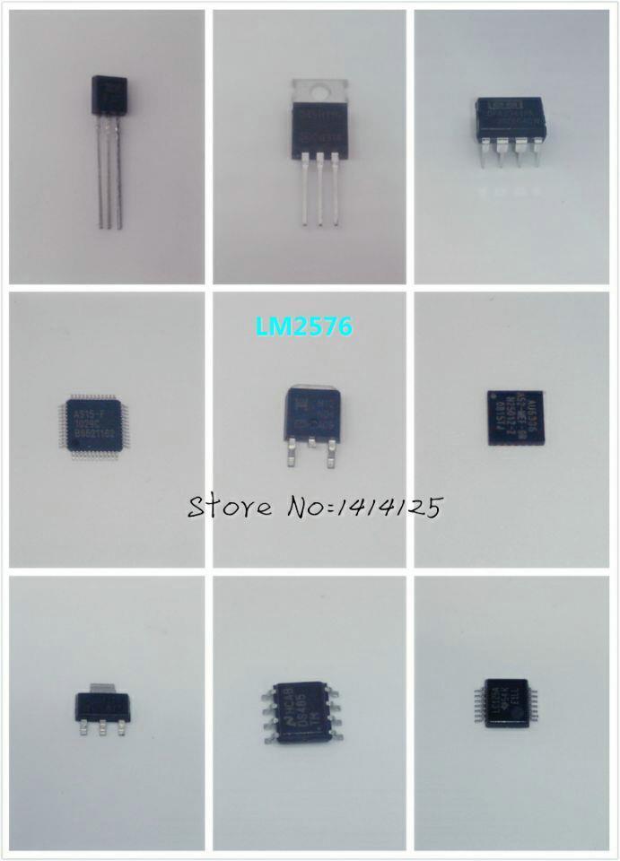 Интегральная схема LM2576 [ 1