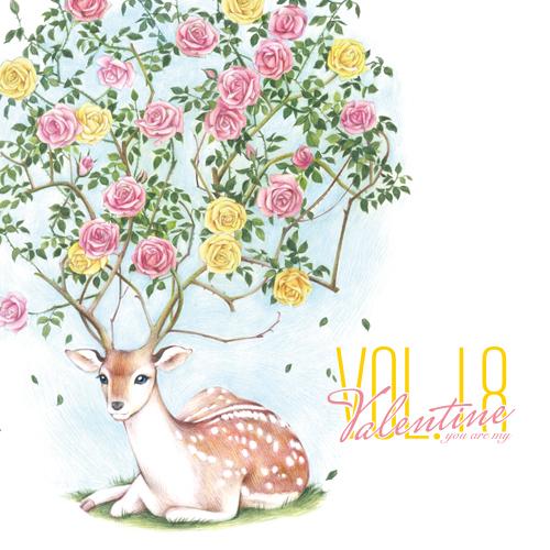Поздравительная открытка MOKA 2015 12 /1set, 10 * 15 card