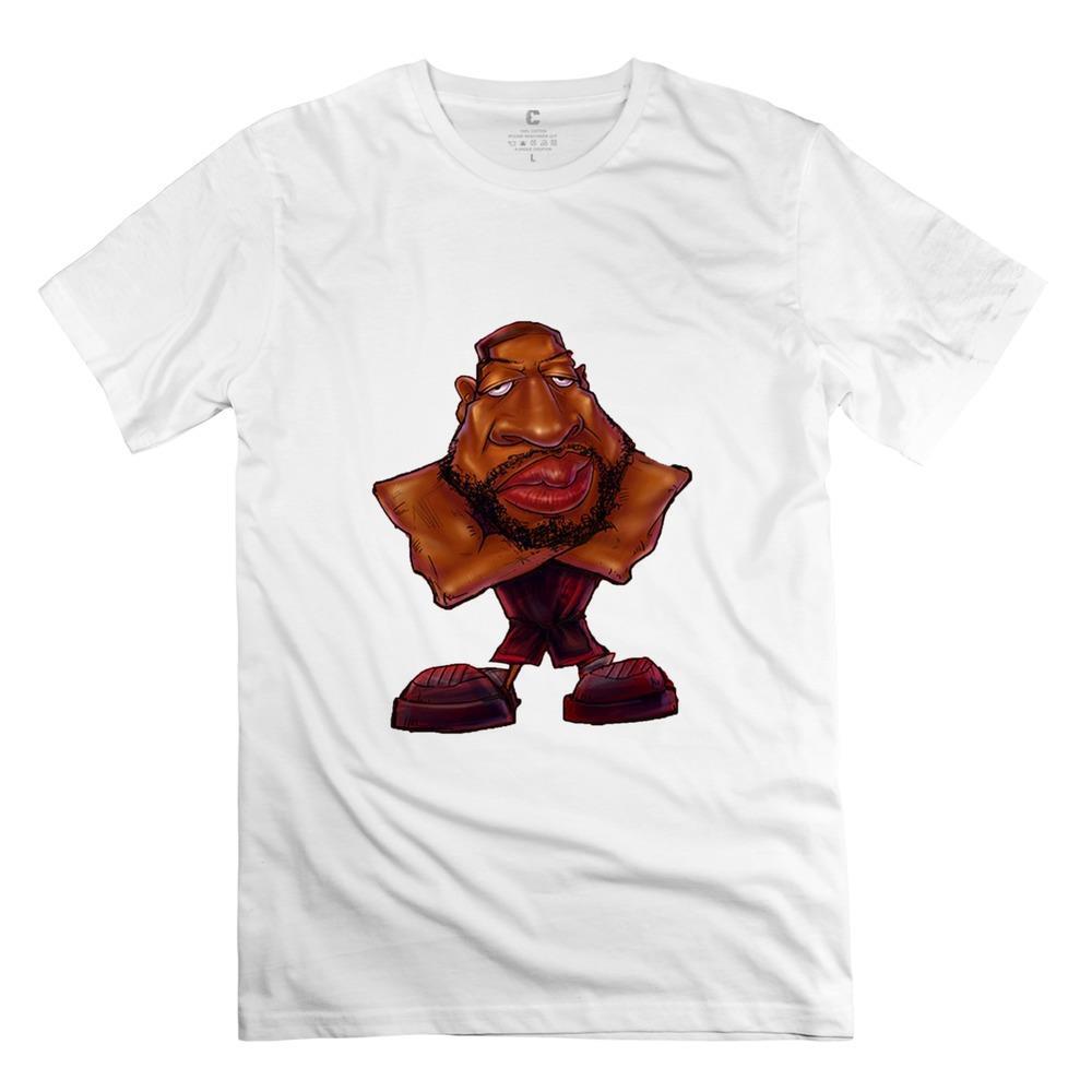 Slim Fit Round Neck Dwyane Tyrone Wade Men's tshirt Latest t shirt For men's(China (Mainland))