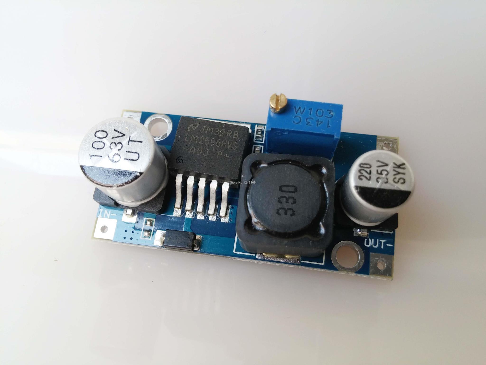Интегральная микросхема Xcsource LM2596HVS dc/dc sg026/sz защитные перчатки xcsource 5 ay047 sz