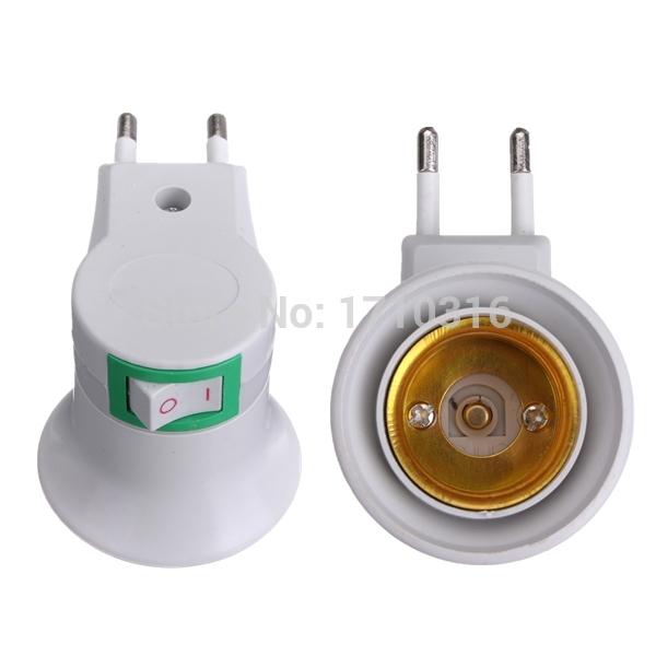 Преобразователь ламп E27 Plug