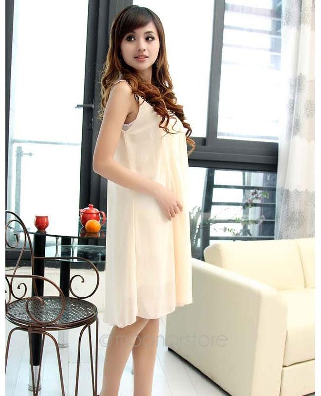 Women Summer Dress Pregnant Maternity Dresses Casual Pregnancy Women Chiffon Dress Z*USE1375B1#M4(China (Mainland))