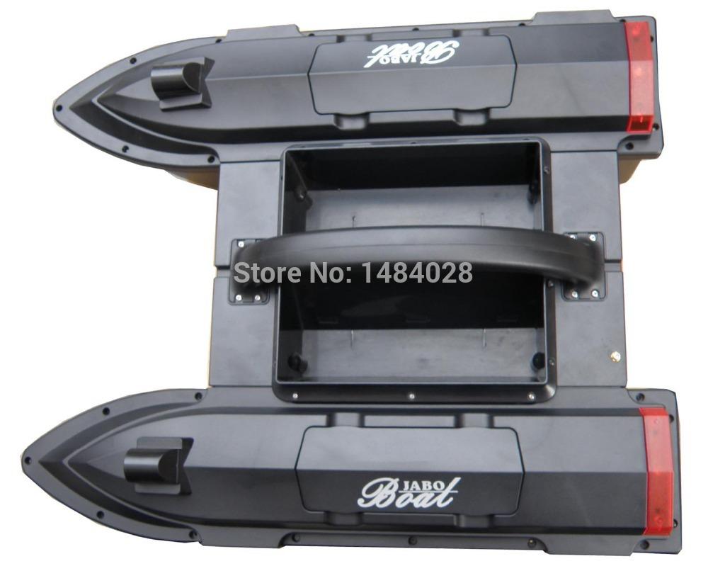 2 Set/Lot JABO 5A 5CG Fish Finder Jabo Boat Fishing Bait Boat Remote Control VS Jabo 3A 3CG Bait Boat Low Shipping(China (Mainland))