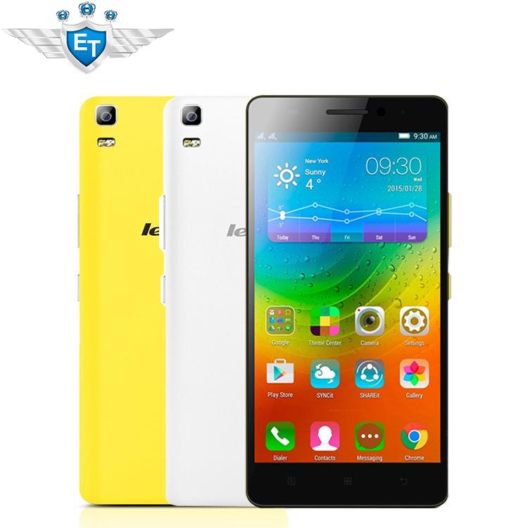 "Lenovo K3 Note K50 4G FDD LTE Original 5.5""1920x1080 MTK6752 Octa Core Cell Phone Android 5.0 2GB RAM 16GB ROM GPS 13.0MP Camera(China (Mainland))"