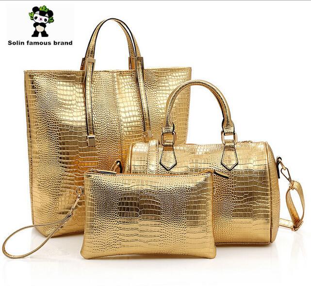 Сумка через плечо Solin famous brand 3 Panda designer handbags