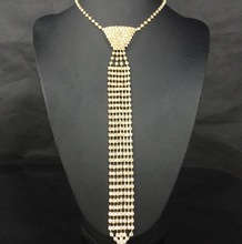 2015 Hot Design high quality Popular accessories tie necklace marriage accessories hot-selling TF2280716