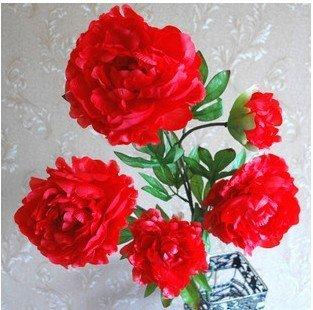 Flower wallpaper free red silk flowers red silk flowers mightylinksfo