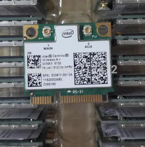 New Original Wireless Card Intel Advanced-N WiMAX 6150 612BNXHMW 300Mbps 802.11b/g/n half Mini PCI-E Card for IBM(China (Mainland))