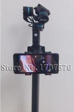 Free shipping Smartphone Holder Clip For Feiyu G3 G2 Ultra Handheld Brushless Gimbal iPhone 6