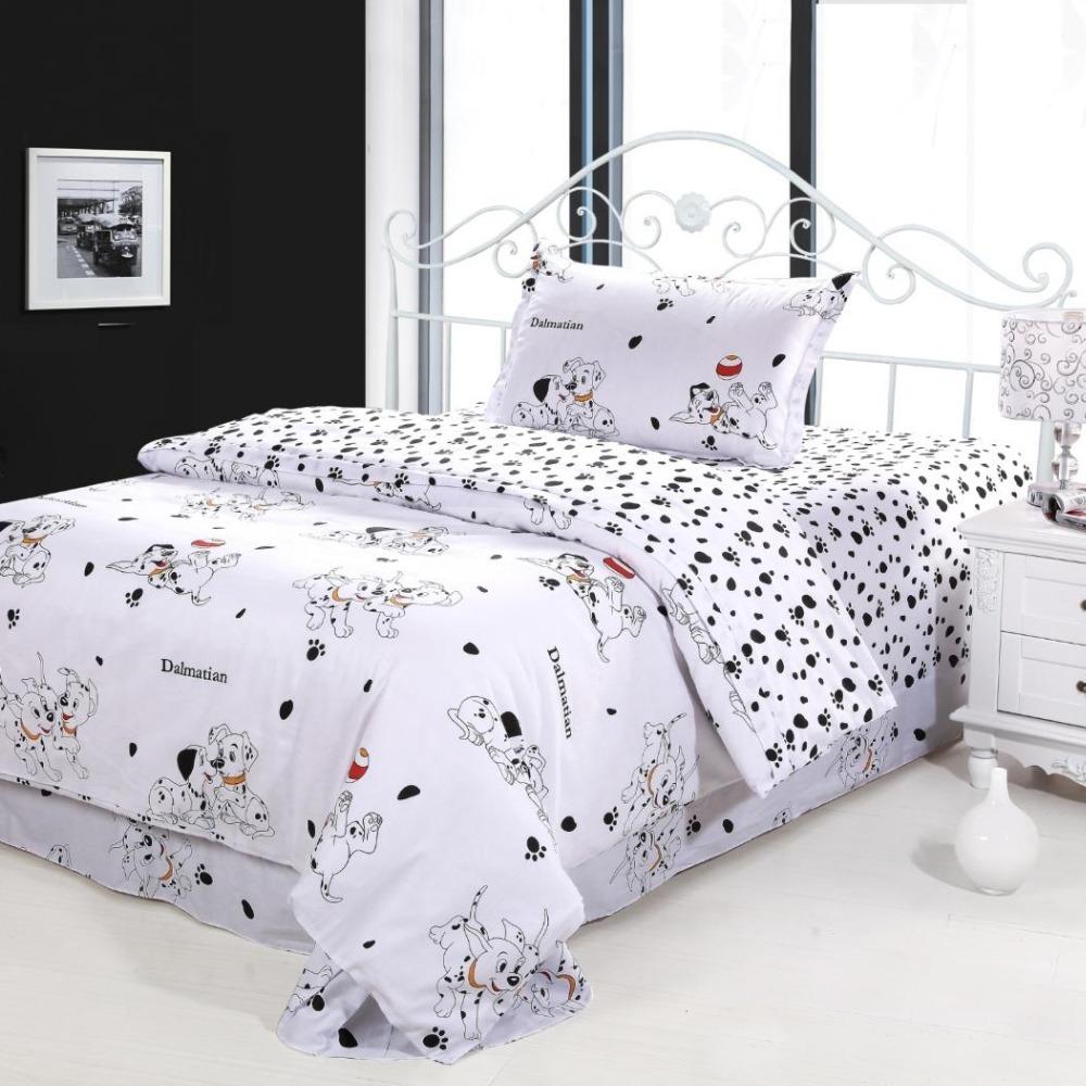 Dalmatian Bed Sheets