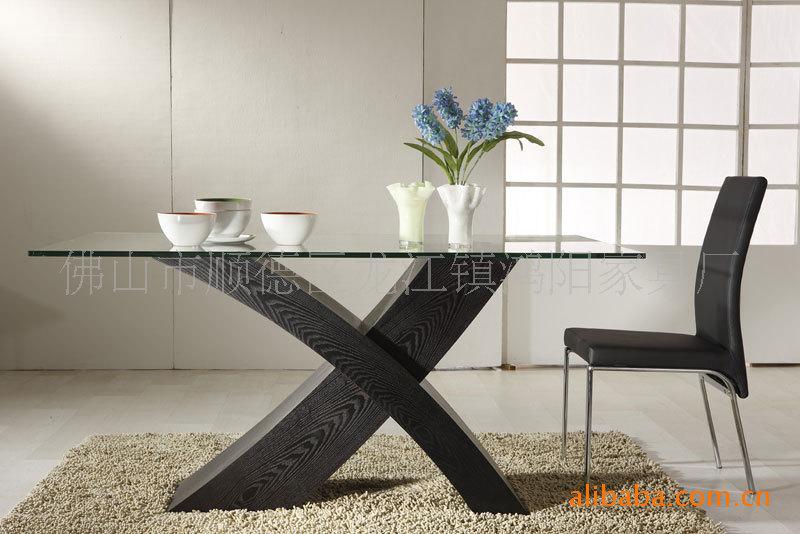 Mobili sala da pranzo tavolo da pranzo in vetro tavolo da pranzo ...