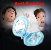 Health Care Magnets Silicone Snore Free Nose Clip Silicone Anti Snoring Aid Snore Stopper Nose Clip Device