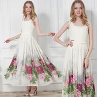 склад, ясно, что Специальная цена скидка fit всех размеров с поясом красочных печатных свободные моды женщин короткие повседневные платья