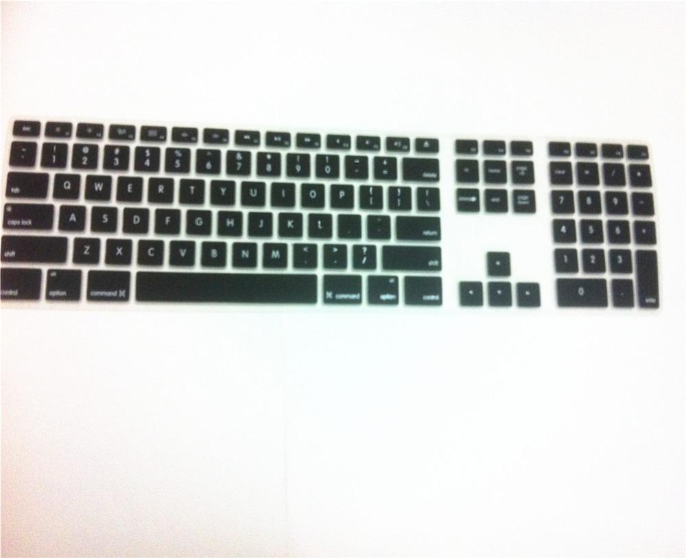 colors / HD clear Soft keyboard protector for Apple iMac G6 keyboard film cover G6 keyboard skin(China (Mainland))