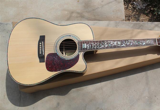 Cutaway Acoustic Guitar Kit Cutaway Acoustic Guitar