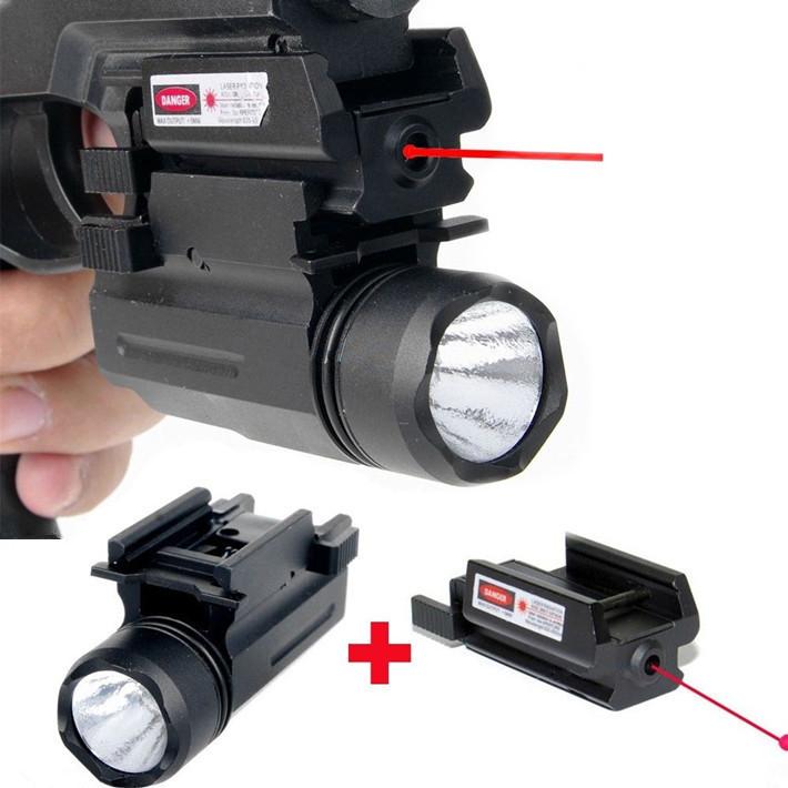 Лазер для охоты EMSRS 2 1 Glock 17, 19, 20, 21, 22, 23, 30, 31, 32 BD1701
