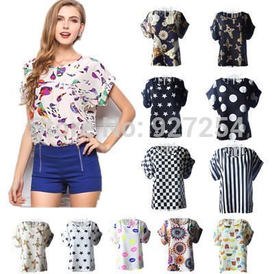 Женская футболка OEM 2015 blusas femininas t blusas t A6666 женская футболка t 2015