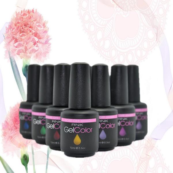 10pcs/lot Nail Gel Manufacturers Uv Led Gel Factory Nail Color Gel Polish Hot Selling Uv Gel(China (Mainland))