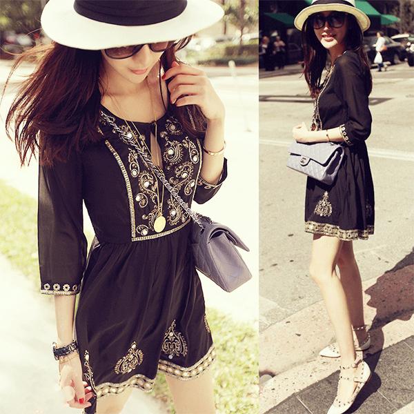 2015 Vestido Summer Women