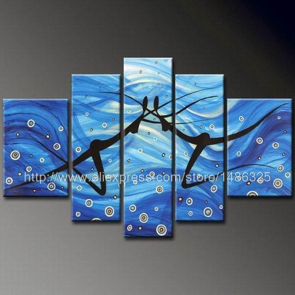 Textura grossa enorme moderna arte da parede beleza na lona pintura em vidro acrílico arte pintura estudo pinturas a óleo sobre tela Hotel Wa(China (Mainland))