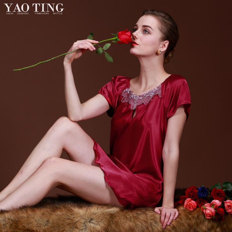 Женские ночные сорочки и Рубашки N/A XL 5 WP50216 женские ночные сорочки и рубашки gl brand babydoll halterneck prod num 4732