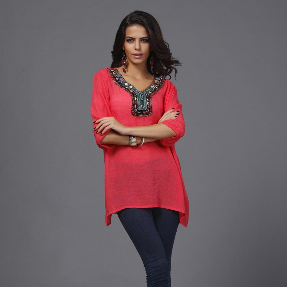 Женские блузки и Рубашки XXXL blusa блузки и рубашки