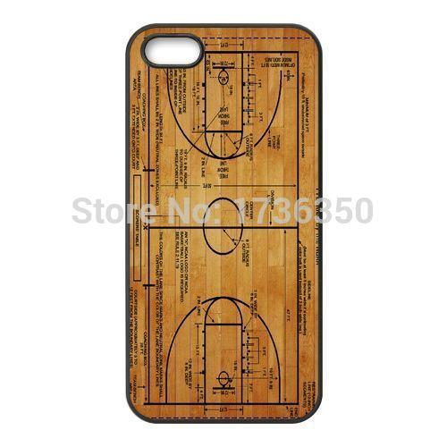 баскетбол суд схема