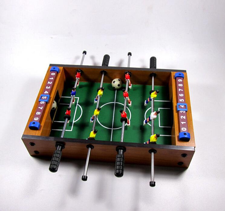2015 Futbolin Mesa Mesa Selling Soccer Table Backgammon free Shipping Wooden Football Game Foosball Toys The Children's Machine(China (Mainland))