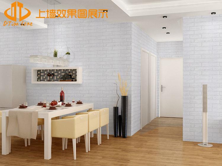 Livraison gratuite salle de bains toilettes mosa que - Papier peint vinyl pour cuisine ...