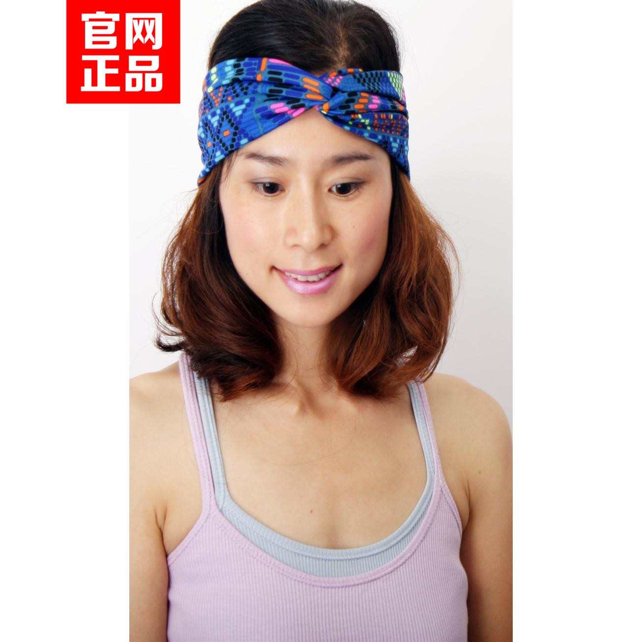 Fashion vintage cross knitted headband high quality comfortable bandanas hair accessory hair bands(China (Mainland))
